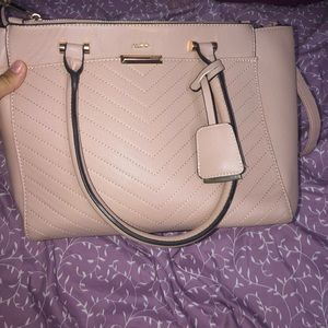 Aldo Crossbody Satchel Purse